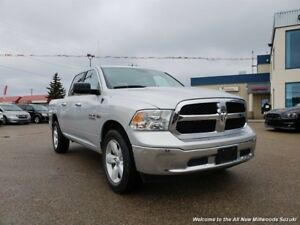 2017 Ram 1500 SLT-CREW CAB-ACCIDENT FREE-LOW MONTHLY PAYMENTS!!