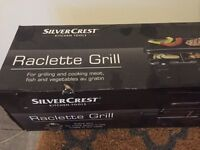 TABLE TOP RACLETTE GRILL, BRAND NEW IN BOX