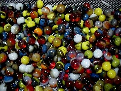 50 JABO  PEEWEE (PEE WEE) CLASSICS MARBLES $9.99  LOT A3 ()