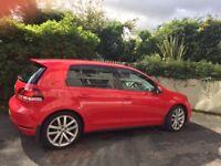 VW Golf Mk 6 GTD 2.0TDI 170PS 5 Door Excellent condition, MOT Aug 2018 67,000 miles £9,250