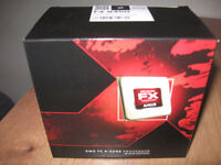 NEW FX-8350 8-core 4.0Ghz with original box & cooler