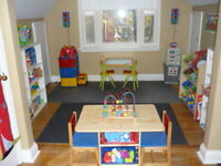 www.bytheparkchildcare.com  is welcoming children ages 1-3 yea