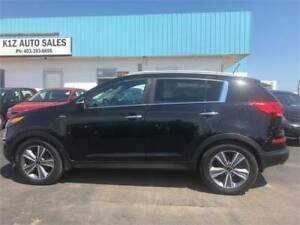 2014 Kia Sportage - LOW KMS/ COMES WITH 3MTH WARRANTY