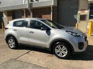 2016  Kia Sportage Milperra Bankstown Area Preview