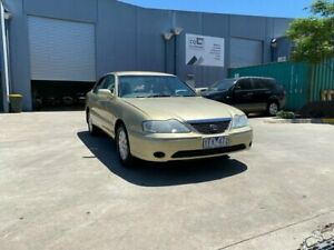 2004 Toyota Avalon MCX10R GXi Gold 4 Speed Automatic Sedan Newport Hobsons Bay Area Preview