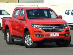 2019 Holden Colorado RG MY19 LT Pickup Crew Cab 4x2 Red 6 Speed Sports Automatic Utility Sunbury Hume Area Preview