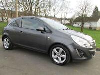 2011 (11) Vauxhall/Opel Corsa 1.2i 16v ( 85ps ) SXi ***FINANCE ARRANGED***
