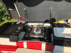 2015 Glastron GTS 205 with extended platform and 250 HP