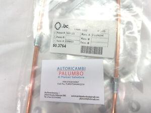 TUB0-FRENO-RAME-RICOTTO-503764-RACCORDI-CONICI-10X1-25-IMPIANTO-ATE-MM652