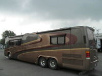 Wanted: 45ft Motorhome parking space within Edmonton city limits
