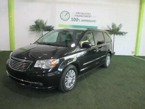 CHRYSLER TOWN-COUNTRY 2015 TOURING W-LEATHER**CAMÉRA DE RECUL++
