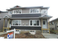 Brand New 3 + 2 Bedroom Half Duplex