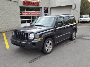 2010 Jeep Patriot North 62,000 KM CERTIFIE(GARANTIE 1 ANS INCLU
