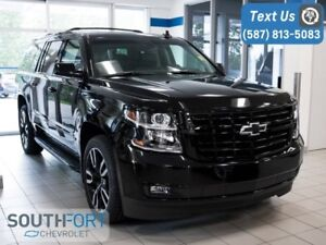 2018 Chevrolet Suburban Premier NAV|SUNROOF|DVD|FULLY LOADED