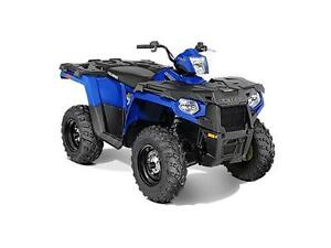 USED 15 KM ON THIS UNIT 2015 POLARIS ETX 4X4 35HP