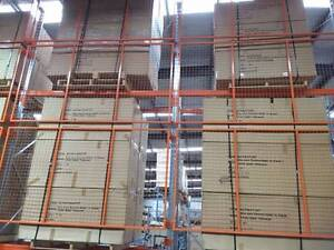 Racking Fall Barrier Mesh -Suits 2591 or 1372 bays -Back in stock