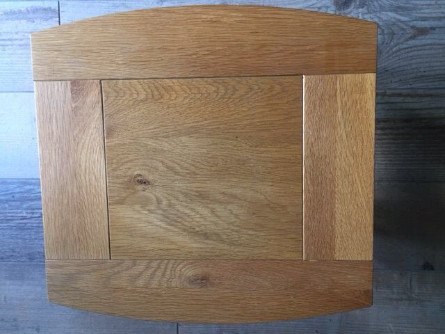 John Lewis - Burford Range Nest of Two Tables - Excellent Condition