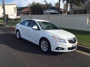 2012 Holden Cruze CDX JH Series II Auto MY12 Diesel 2.0T Woonona Wollongong Area Preview