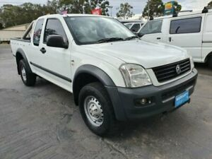 2006 Holden Rodeo RA MY06 Upgrade LX White 5 Speed Manual Cab Chassis Revesby Bankstown Area Preview