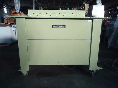Lockformer 20 Gauge Pittsburgh Machine