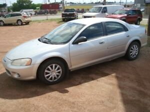 2003 Chrysler Sebring LX Plus Sedan