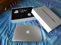 2017 MACBOOK AIR 13 : 8 CYCLE COUNT- 1.8GHz - 8GB RAM - 512GB SSD - APPLE WARRANTY - BOXED - MINT