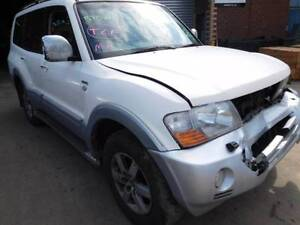 MITSUBISHI PAJERO NP 2005 EXCEED 3.8L ENGINE, AUTO, WRECKING Thomastown Whittlesea Area Preview