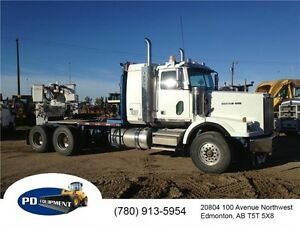 2006 Western Star T/A Sleeper Winch Truck