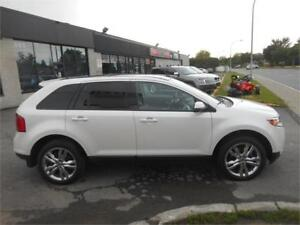 FORD EDGE SEL LIMITED AWD 2013 **NAVIGATION**