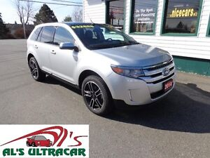 2014 Ford Edge SEL AWD V6 w/ NAV only $235 bi-weekly all in!