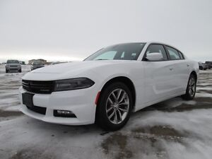2016 Dodge Charger SXT with Leather, Sunroof, Heated seats, Hea