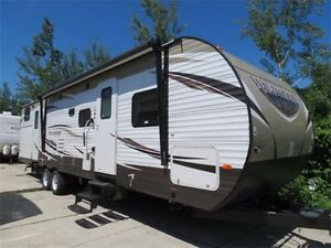 2016 Forest River WILDWOOD WDT32BHDS