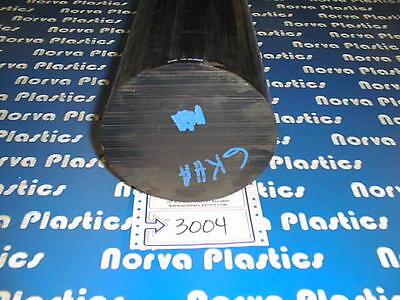 3004delrin Black Rod 7 Dia X 12 Long