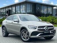 2021 Mercedes-Benz GLC COUPE Glc 220D 4Matic Amg Line 5Dr 9G-Tronic Auto Estate