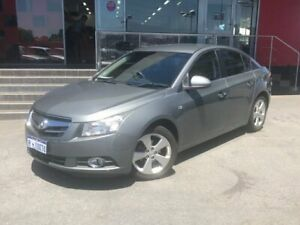 2010 Holden Cruze CDX JG 4D SEDAN 1.8L INLINE 4 5 SP MANUAL Grey Manual Sedan