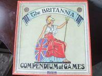Britannie 11 games , never used