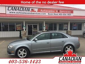 2008 Audi A4 2.0T Progressiv AWD TURBO W PADDLE SHIFT