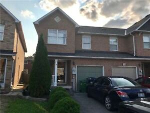 Beautiful 3 Bedroom Freehold Townhouse Located At Mattari Crt