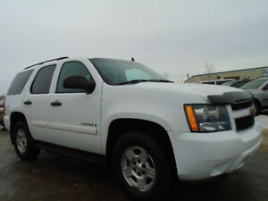 2008 Chevrolet Tahoe LS-ONE OWNER-REMOTE STARTER--8 PASSENGERS