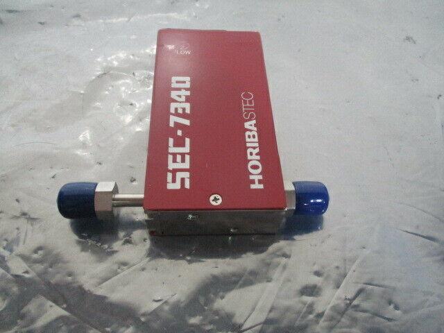 Horiba Stec, SEC-7340M, Mass Flow Controller, SIF4 2SLM, 22-120356-00, 421982