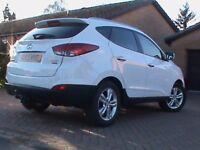 HYUNDIA IX35 1.7 CDTI T DR,TOW BAR & ELECTRICS LOCAL CAR