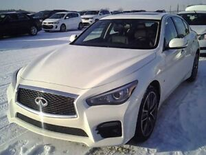 Infiniti Q50 4dr Sdn AWD SPORT NAVIGATION ** NOUVEL ARRIVAGE **