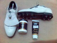Footjoys Golf Shoes Size 9