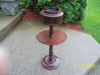 Vintage Floor Standing Ashtray Pedestal Ashtray/Smokers Stand