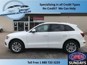 2013 Audi Q5 2.0T Premium! SUNROOF! LEATHER! CALL NOW!
