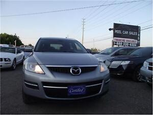 2007 MAZDA CX-9 ** AWD**ACCIDENT FREE* 3 YRS WARRANTY INCLUDED*