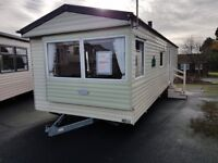 Willerby Summer 2011 Static Caravan HAVEN 3 Bedrooms Filey Site Fees Included Filey Scarborough
