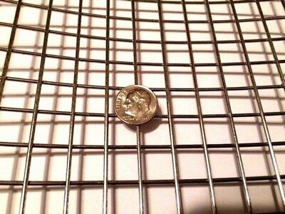 Quality Stainless Steel Mesh - 304 2 .063 Stainless Steel Welded Wire 12 X 12
