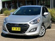 2014 Hyundai i30 GD Active Silver Sports Automatic Wagon Mount Druitt Blacktown Area Preview