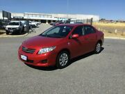 2008 Toyota Corolla ZRE152R Ascent Burnt Orange 4 Speed Automatic Sedan Wangara Wanneroo Area Preview